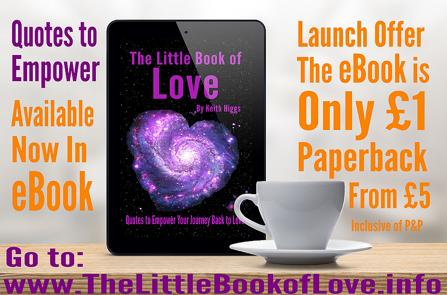 The Little Book of Love Launch Offer