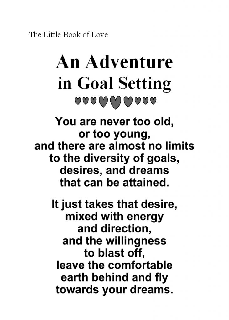 LBOL Goals Quote