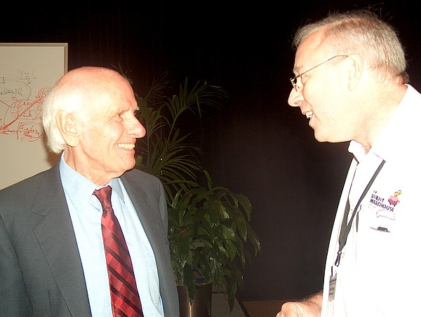 Keith and Jim Rohn