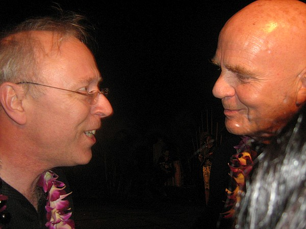 Keith and Wayne Dyer