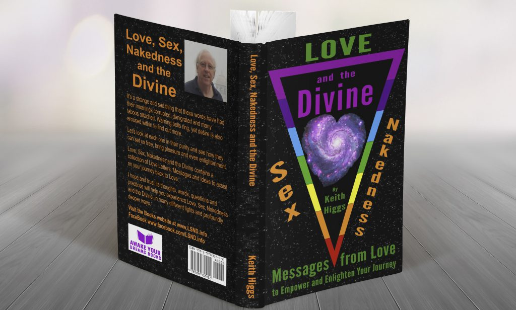 Love, Sex, Nakedness and the Divine Open Book