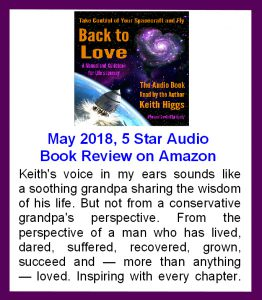 Amazon Audio Books Review Take Control of Your Spacecraft and Fly Back to Love
