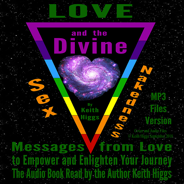 LOve, Sex, Nakedness and The Divine Audio Book