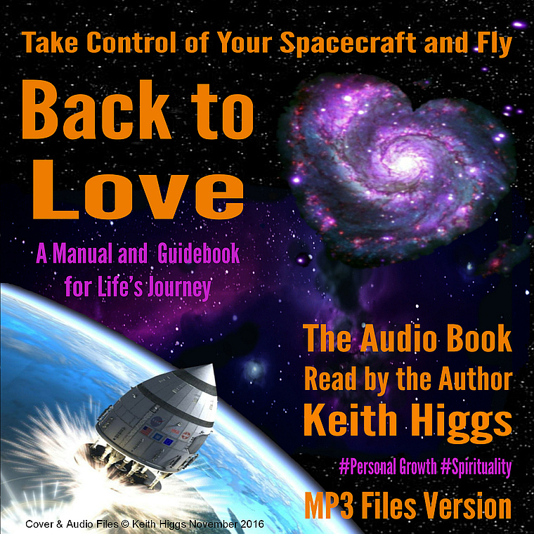 Take Control of Your Spacecraft and Fly Back to Love Audio Book