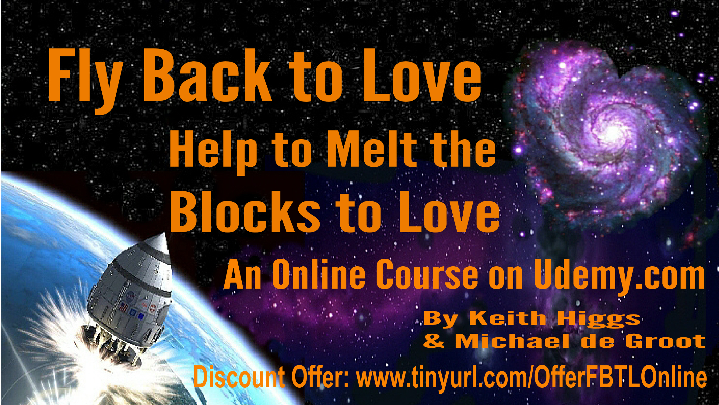 Online Course Fly Back to Love